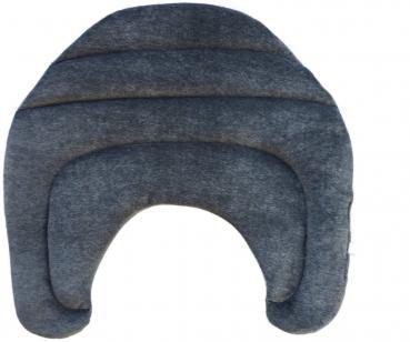 Schulterkissen - anthrazit